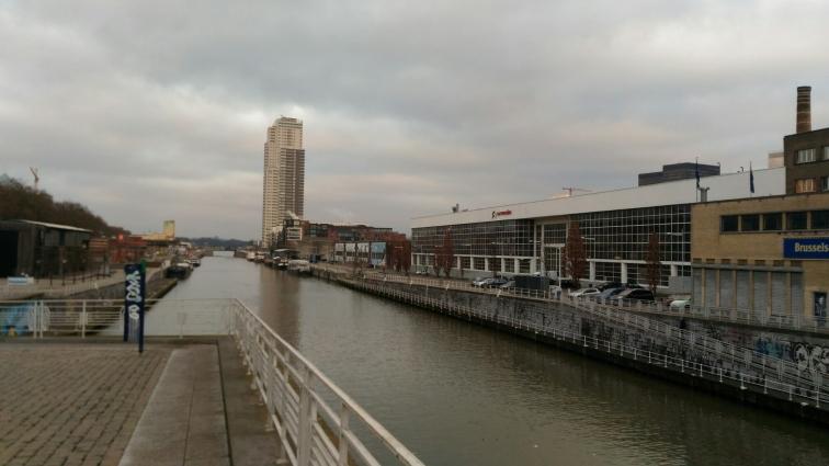 Fluss Senne